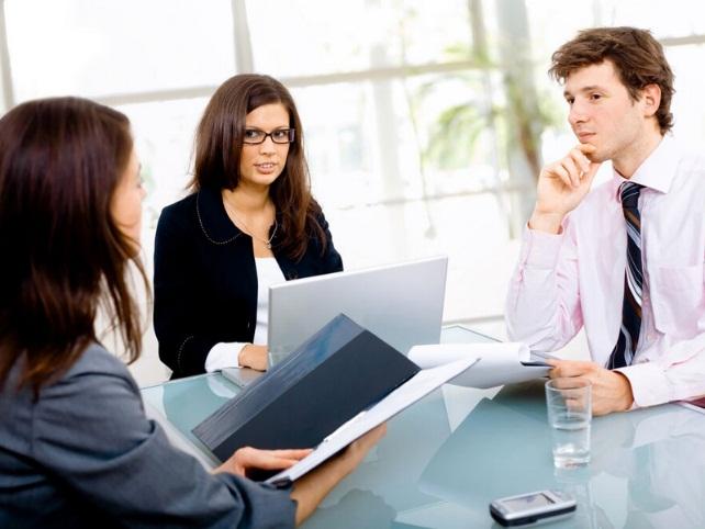 Правильное собеседование при приеме на работу, пример вопросов